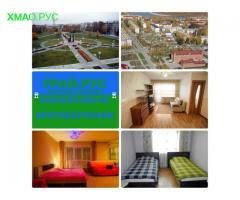Квартира по суткам в Урае 8922-40-000-40-гостиница  урай