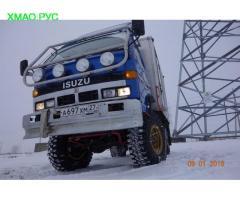 ISUZU Elf 4WD ( эксклюзивный проект «ELF-Мастер»)